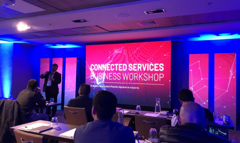 "UNCODE participa en el seminario de ""connected services business workshop"""